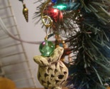 beautiful designer hand made with love christmas tree ornament