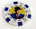 Frank Sinatra Las Vegas Casino style Poker Chip for Black Jack 21 Roulette or any gambling