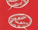 Valentine - Original Papercut