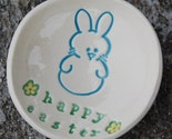 Lil' Dish - Happy Easter with a cute bunny