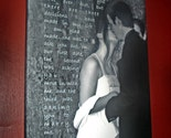 Wedding Custom Canvas 12x16 Photo and Words