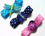 Glitter Bug Clippies
