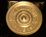 Brass Shotgun Shell Cuff Links/Buttons  with Original Box Burgill Co. NY