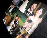 9x12 Custom Photo Collage Canvas with Your photos and Your Words/Quote
