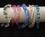 Thin Beads Bracelets