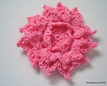 FLOWER - applique - layered