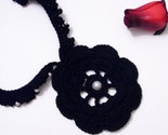 Half Price Sale Crocheted Necklace