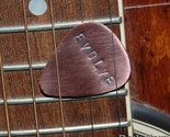 Stamped Copper Guitar Pick - or Unstamped Too - Just Say the Word