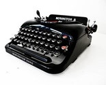 1930s Remington Rand No. 5 Streamline  - Perfect Condition