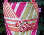 Child Size Small Goldie Fish Tote Bag