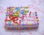 Birthday Girl Brooch Pin
