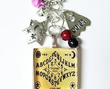 Vintage Ouija Board Charmed Pendant Necklace BUY 2 GET 1 FREE Made By Laughing Vixen Lounge