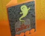 You are a Creepy Ghoul Greeting Card