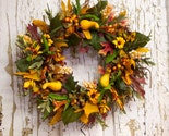 Signs of Autumn Fall Wreath