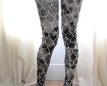 scale print leggings