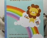 Japanese kawaii B5 Note Book - Drawing Rainbow