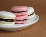 6 French Macaron Cookies