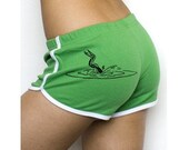 Pond Frog Running Shorts - Free Shipping
