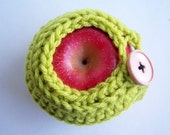 Apple cozy apple jacket cosy crochet handmade