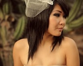 Amarena Bridal Hair Fascinator