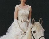 Anna on horse