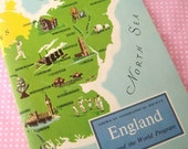 England Around The World Program Booklet