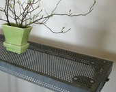 Made to Order - Funky Industrial Metal Dotty Top Table