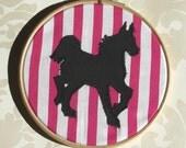 Horse Silhouette no 1