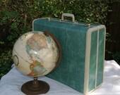 Sale    Vintage 1950s SAMSONITE SUIT CASE