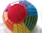 Rainbow Sweater Ball