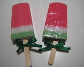 Watermelon Soap Popsicle