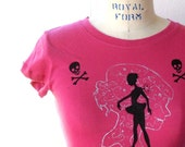 Wind Up Ballerina Tee sz M