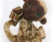 Monkey Jonny OOAK