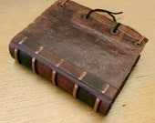 The Relic, Vintage Leather Journal