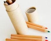 Eco Friendly Color Pencils (set of 8)