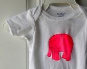Cute Elephant Onesie