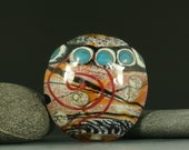 Eagle Feather Focal Bead