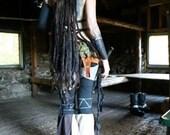 Custom Fit Tribal Garter Leggings in Your Size