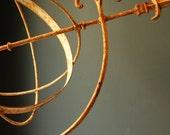 Armillary Sphere Vintage Sundial Garden Ornament