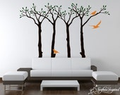 Vinyl wall art decals - Contemporary Forest Design - Inspiring Designs by Surface Inspired