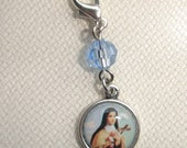 Rosary Place Marker - St. Therese of Lisieux