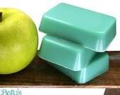 Green Apple Shea Butter Soap - Vegan