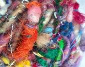 Camel Caravan-Handspun Corespun Art Yarn