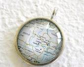 World Traveler Pendant - Africa