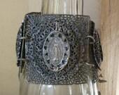 mircalous filigree bracelet