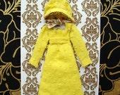 Elinor Card / Jane Austen Inspired Dress Collection / Handmade Greeting Card