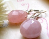 Romantic Quartz Earrings