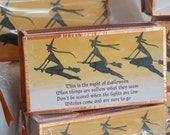 Three Witches Matchbox