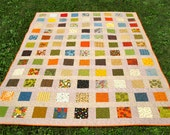 Modern Window Box QUILT
