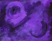 Purple - Fine Art Reproduction